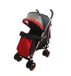 Дитяча коляска 2 в 1 Roan Bass Soft Eco Dove Grey