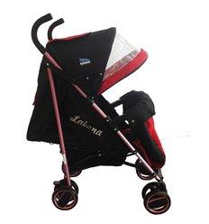 Дитяча коляска 2 в 1 Roan Bass Soft Eco Night Black