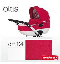 Дитяча коляска 2 в 1 Adamex Avila 11P