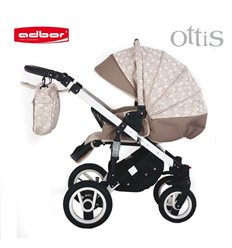 Дитяча коляска 2 в 1 Adamex Avila 582G