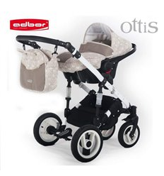 Дитяча коляска 2 в 1 Adamex Avila 646K