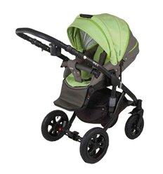 Дитяча коляска 2 в 1 Mikrus Stars II 10
