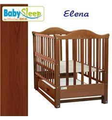 Дитяче ліжко Baby Sleep Aurora AKP-S-0 Натуральний