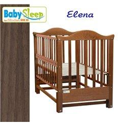 Дитяче ліжко Baby Sleep Aurora AKP-S-0 Слонова кістка