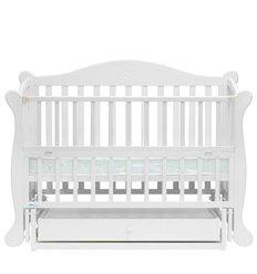 Дитяче ліжко Baby Sleep Grazia Lux BKP-S-B Горіх