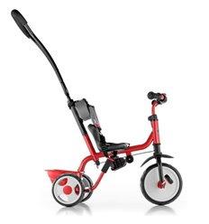 Велосипед триколісний Milly Mally Boby 2015 червоний