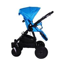 Дитяча коляска 2 в 1 Lonex Julia Baronessa Len JB-01