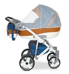 Дитяча коляска 2 в 1 Dada Livio Deluxe