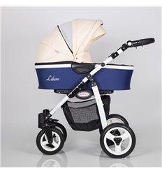 Піжама Татошка 01202 блакитний/білий/різнокольорова полоска