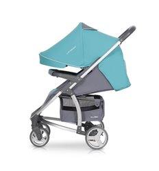 Дитяча прогулянкова коляска EasyGo Ezzo Anthracite