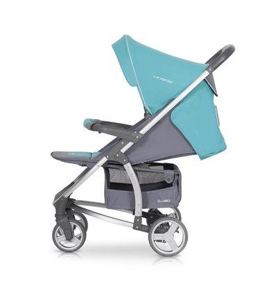 Дитяча прогулянкова коляска EasyGo Ezzo Emerald