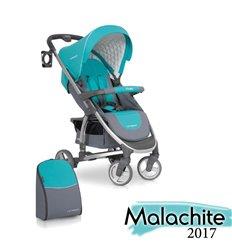 Дитяча прогулянкова коляска EasyGo Mori Malachite