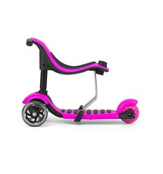 Дитяча прогулянкова коляска EasyGo Virage Carbon