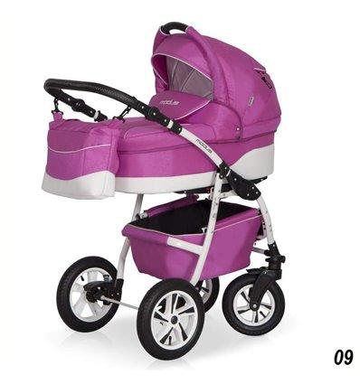 Дитяча коляска 2 в 1 Adbor Ottis 01