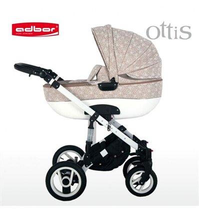 Дитяча коляска 3 в 1 Adbor Ottis 12