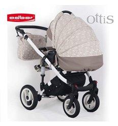 Дитяча коляска 3 в 1 Adbor Ottis 14