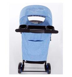 Дитяча коляска 2 в 1 Jedo Trim R04
