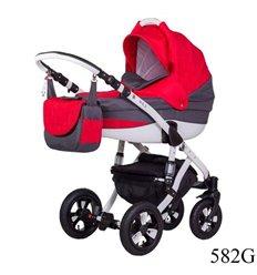 Дитяча коляска 3 в 1 Adbor Marsel PerFor Sport P02
