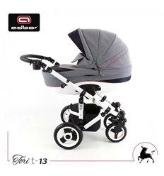 Дитяча прогулянкова коляска 4Baby Croxx Brown