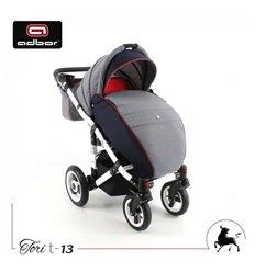 Дитяча прогулянкова коляска 4Baby Croxx Grey