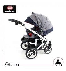 Дитяча прогулянкова коляска 4Baby Shape синя