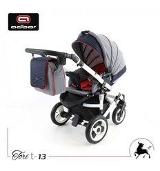Дитяча прогулянкова коляска 4Baby Shape бірюзова