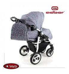 Дитяча коляска 3 в 1 CAM Dinamico Premium 758