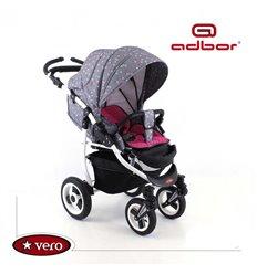 Дитяча прогулянкова коляска CAM Fluido Allegria 759