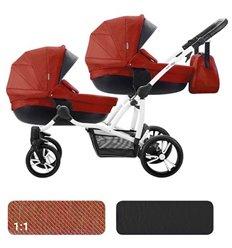 Дитяча прогулянкова коляска EasyGo Virage Ecco Anthracite