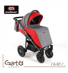 Дитяча прогулянкова коляска Caretero Spacer синя