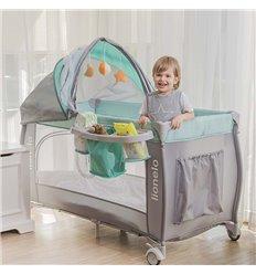 Автокрісло дитяче Lionelo Liam Color фіолетове, 0-18 кг