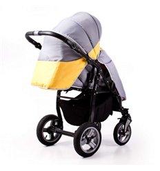 Дитяча прогулянкова коляска Euro-Cart Volt Anthracite