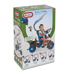 Велосипед триколісний 4 в 1 Little Tikes Sports Editon синій