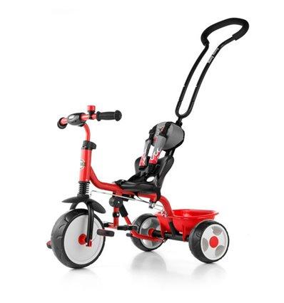 Дитяча коляска 3 в 1 Verdi Pepe Eco 01 Green Dots