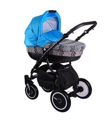 Дитяча коляска 2 в 1 Lonex Julia Baronessa New JBN-02